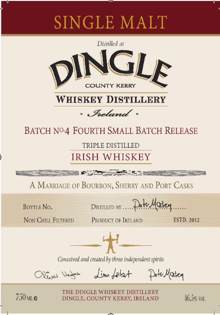 dingle malt batch 4