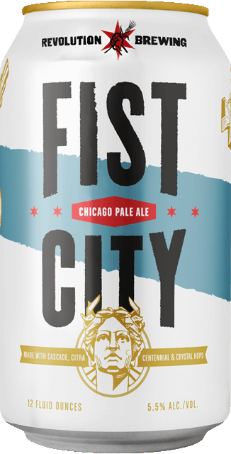 first city pale ale
