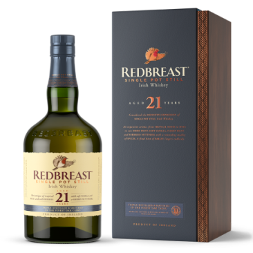 Redbreast 21 new