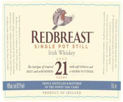 Redbreast 21